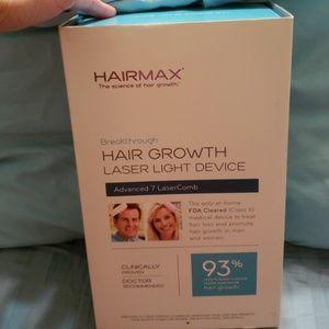 HAIRMAX  Laser HAIR GROWTH 93% success rate